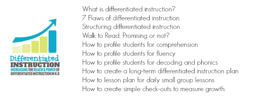 differentiated instruction explanation and logo 11 3 14 Professional Development