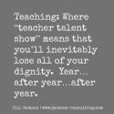 Teacher Truths #26 – 30