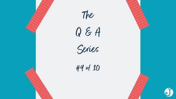 The Q & A Series #9 of 10 | A Lesson Tanks?!